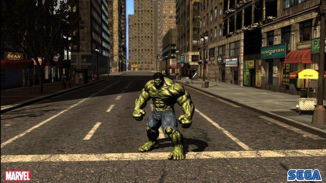 игра The Hulk скачать торрент - фото 11