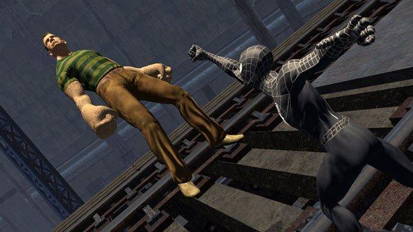 скачать игру человек паук 3 the game