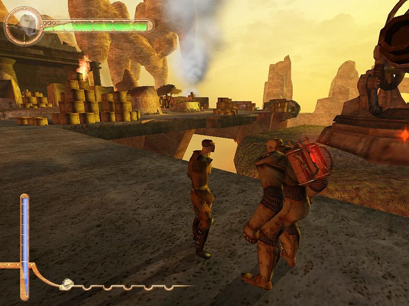 скачать Nomad игра - фото 5