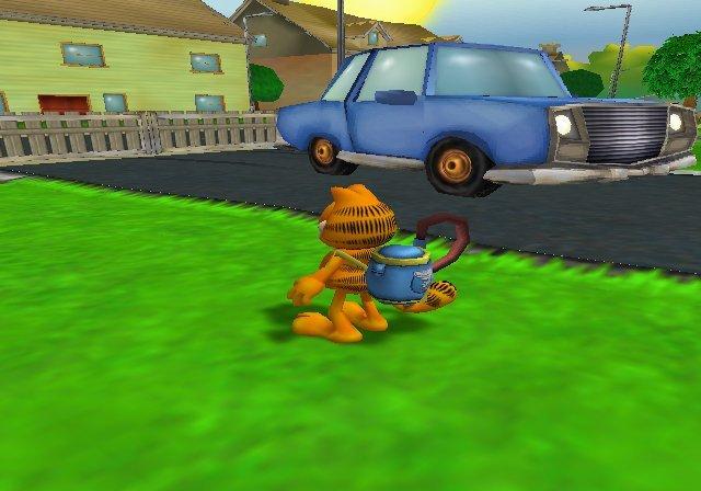 Garfield игра скачать торрент - фото 8