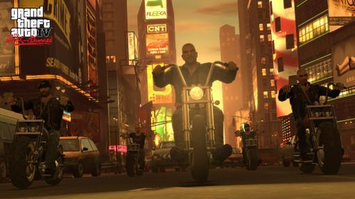 Илья Черных написал для GamesLife.ru рецензию на Grand Theft Auto IV: Episodes from Liberty City.  Почти два года на .... - Изображение 1