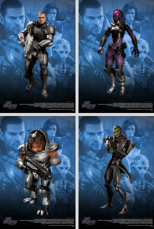 DC Unlimited опубликовала качественные изображения фигурок персонажей из Dragon Age: Origins (до этого их можно было .... - Изображение 2