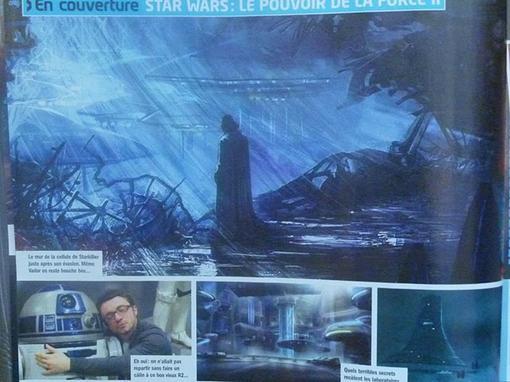 """Во франкоязычном журнале """"Console +"""" опубликован материал о второй части  игры Сила необузданная. Среди прочего, htt .... - Изображение 3"""