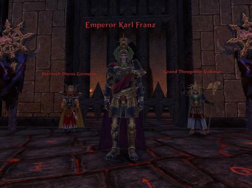 Тихонечко, легонечко и не совсем мирно идут дела в мире всеобщего WAAAAGH - Warhammer Online: Время Возмездия. По бе .... - Изображение 1