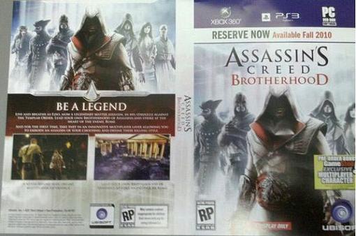 Компания Ubisoft официально сообщила о том, что продолжение серии Assassin's Creed действительно будет называться As .... - Изображение 1