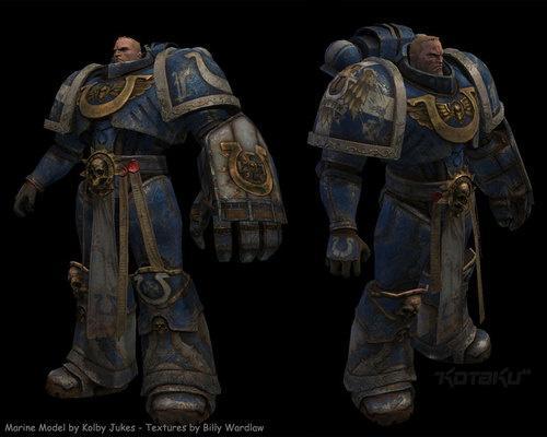 Генеральный директор THQ Брайан Фаррел подтвердил, что Warhammer 40.000 MMO будет показан на Е3. Были намёки, позже  .... - Изображение 1