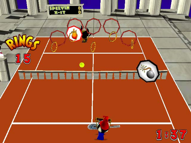 a description of the game tennis the equipment used and how the game is scored Horseshoes on the net in response to popular request, i've put together a brief description of the game of horseshoes for those interested in playing.
