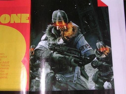 Спекуляции на тему Killzone 3 переросли в новую форму  экзистенции. Журнал GamePro опубликовал на своих страницах пр .... - Изображение 1