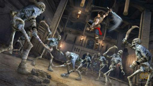 Новая игра о похождениях принца - это возврат к превосходной The Sands of Time, которая дает нам потрясающие акробат .... - Изображение 3