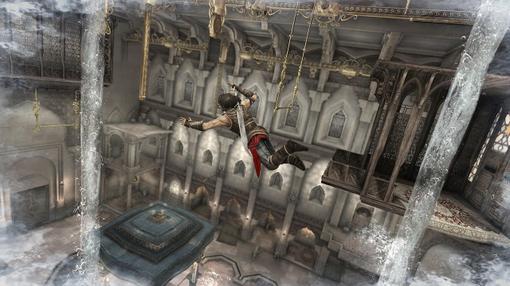 Новая игра о похождениях принца - это возврат к превосходной The Sands of Time, которая дает нам потрясающие акробат .... - Изображение 2