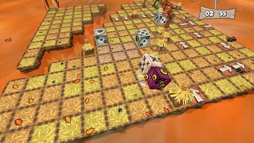 Ближайшая среда станет днем рождения для нового XBLA-паззла под названием Voodoo Dice. Игра, как подсказывает нам ее .... - Изображение 1