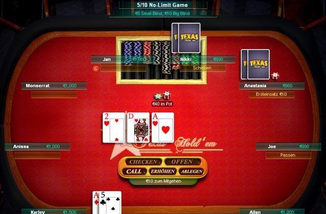 Richmond poker tournaments
