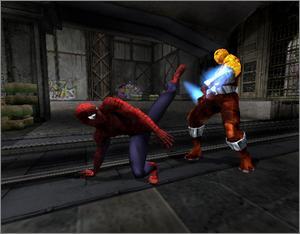 скачать игру spider man the movie