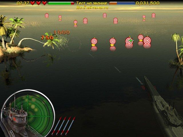 Скачать Игру Морской Бой Подводная Война - фото 11