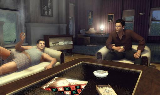 Главный продюсер Mafia 2, Денби Грейс (Denby Grace) рассказал IncGamers, что в Mafia 2 было четыре различных концово .... - Изображение 1