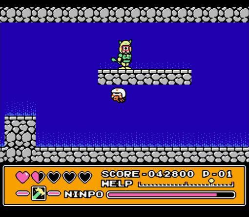 Была такая игра на dendy, называлась Ninja Cat. Оказывается она сделана на основе довольно популярного мультипликаци .... - Изображение 3