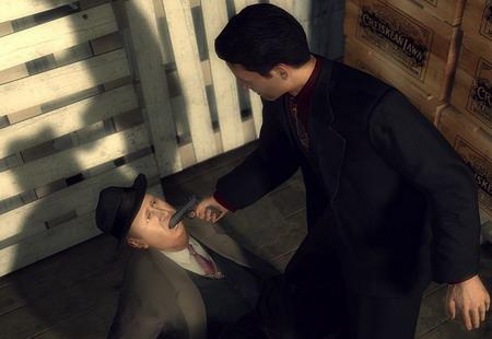 В свежем выпуске печатного издания PC Zone содержится первый обзор гангстерского боевика Mafia II. Главным недостатк .... - Изображение 1