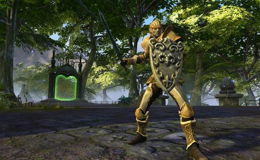 Разработчики MMORPG Rift: Planes of Telara анонсировали на страницах официального сайта игры новый класс. Им стал Pa .... - Изображение 1