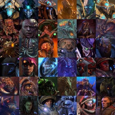 Если кто ещё не знает - для StarCraft 2 есть что-то вроде веб интерфейса (armory в World of Warcraft), где можно пос .... - Изображение 3