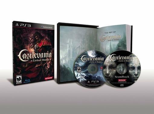 Сегодня, стали известны детали коллекционного издания игры Castelvania: Lords of Shadow, которую разрабатывает компа .... - Изображение 1