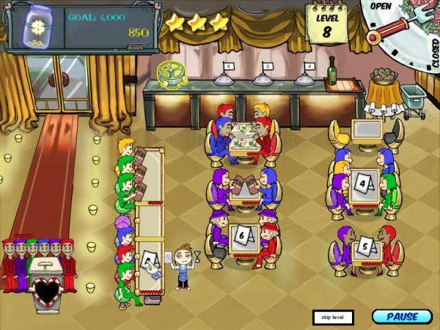 Diner Dash Скачать Игру - фото 4