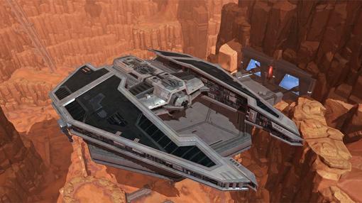 BioWare обновила официальный сайт Star Wars: The Old Republic. На сайте появилась информация  двух кораблях, которые .... - Изображение 2