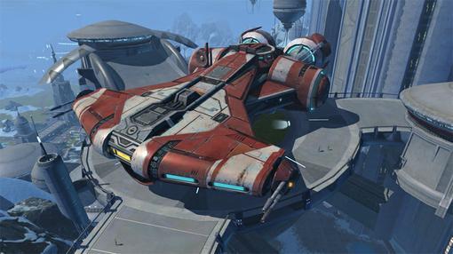 BioWare обновила официальный сайт Star Wars: The Old Republic. На сайте появилась информация  двух кораблях, которые .... - Изображение 1