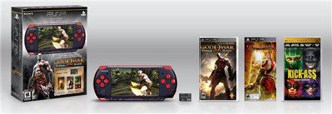Сегодня, компания Sony представила PSP-бандл игры God of War: Ghost of Sparta, под названием Limited Edition God of  .... - Изображение 1