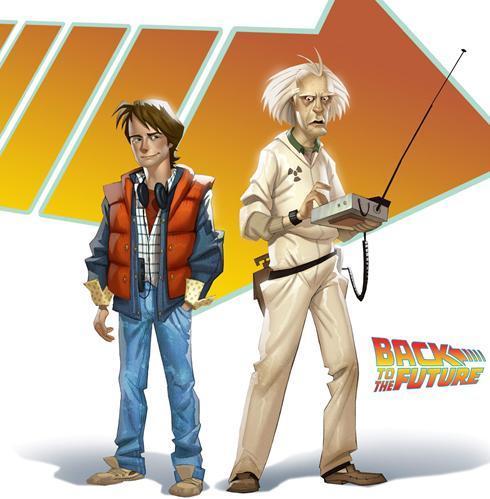 Этим утром, USA Today огласили подробности новой игры от студии Telltale Games. Back to the Future представит персон .... - Изображение 1
