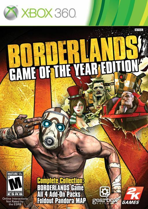 Недавно анонсировали Borderlands: Game of the Year Edition, который появится в октябре для Xbox 360, PS3 и PC. Также .... - Изображение 1