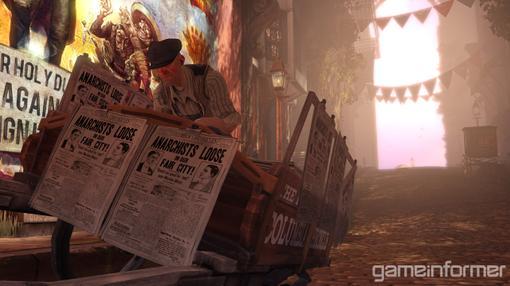 GameInformer опубликовали эксклюзивные скриншоты игры BioShock: Infinite. Релиз игры намечен на 2012 год для консоле .... - Изображение 2