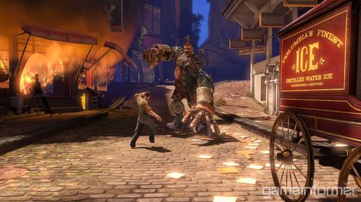 GameInformer опубликовали эксклюзивные скриншоты игры BioShock: Infinite. Релиз игры намечен на 2012 год для консоле .... - Изображение 3