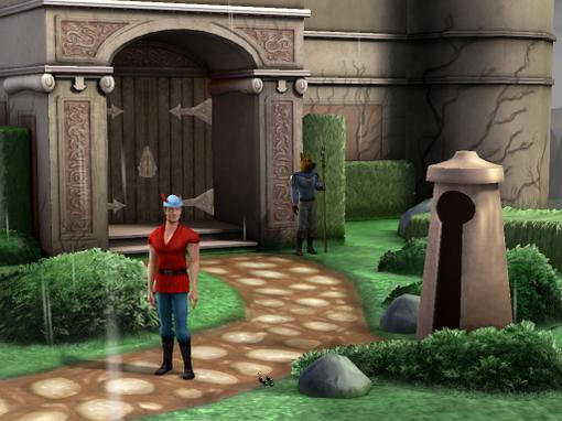 Напоминаю всем поклонникам квестов. Королевских квестов, известных также как King's Quest.Фанатское продолжение, htt .... - Изображение 3