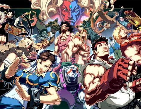 Привет. Недавно решила попробовать поиграть в Street Fighter IV - довольно весело, но в то же время крайне мутно - в .... - Изображение 1