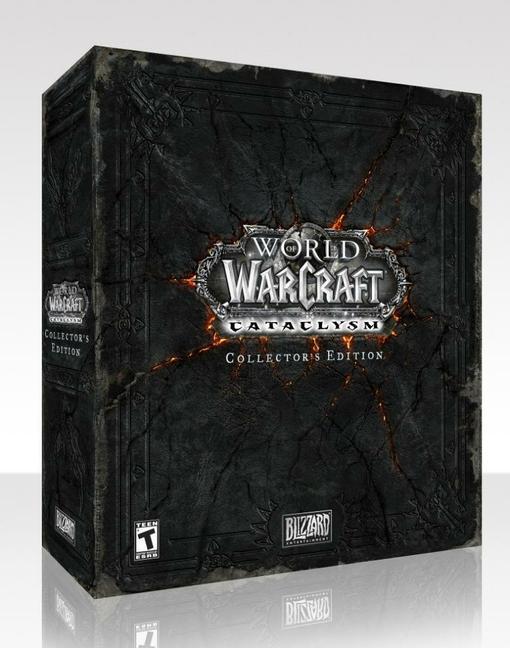 Blizzard анонсировала коллекционное издание аддона World of Warcraft: Cataclysm, которое будет выпущено ограниченным .... - Изображение 3