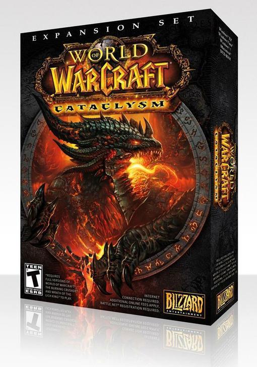 Blizzard анонсировала коллекционное издание аддона World of Warcraft: Cataclysm, которое будет выпущено ограниченным .... - Изображение 1