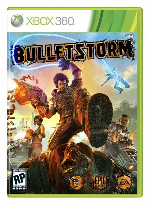 В Сети опубликован бокс-арт игры Bulletstorm. Релиз шутера от первого лица запланирован на 22 февраля 2011 года. Про .... - Изображение 1