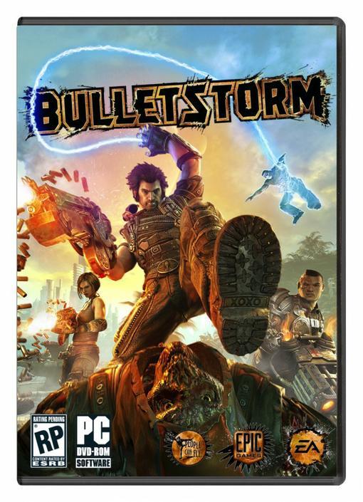 В Сети опубликован бокс-арт игры Bulletstorm. Релиз шутера от первого лица запланирован на 22 февраля 2011 года. Про .... - Изображение 3