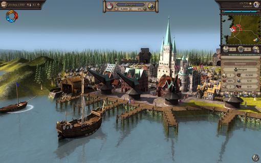 Обзор Patrician IV - рецензия на игру Patrician IV | Рецензия | Канобу