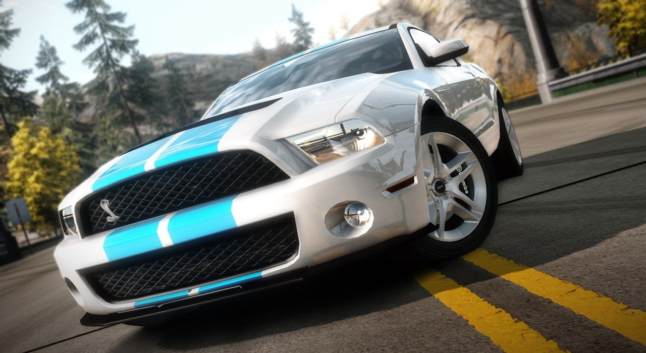 Need for speed hot pursuit картинки 6