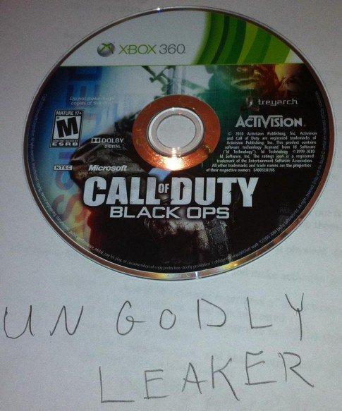 На просторах сети продолжают появляться геймплейные ролики Call of Duty: Black Ops,например вчера был показан уровен .... - Изображение 1