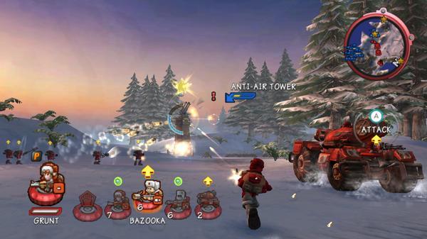 Battalion Wars 2 – обзоры и оценки, описание, даты выхода DLC ...