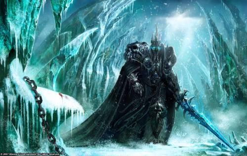 Как мы все знаем Артес взашёл на трон и объединился с  Нер-Зулом стал одним целым, но что же дальше?Подумаем логично .... - Изображение 1