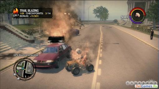 Здравствуйте! Как вы уже поняли, я хочу сравнить две игры: grand theft auto IV  и Saints Row 2, с одной стороны очен .... - Изображение 3