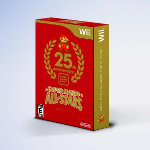 Компания Nintendo, воспользовавшись услугами твиттера, опубликовала первое изображение сборника Super Mario All-Star .... - Изображение 1