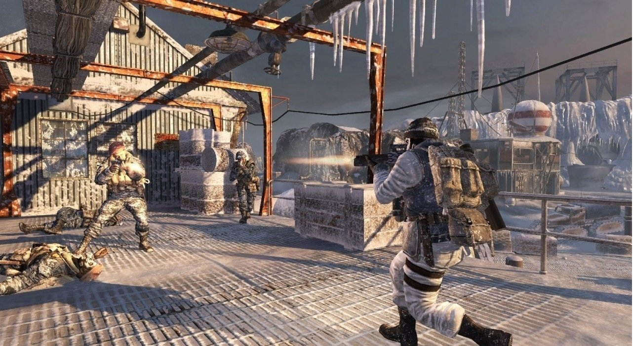 Скриншот Call of Duty: Black Ops - Collection Edition (2010) REPACK ОТ R.G. МЕХАНИКИ скачать торрент бесплатно