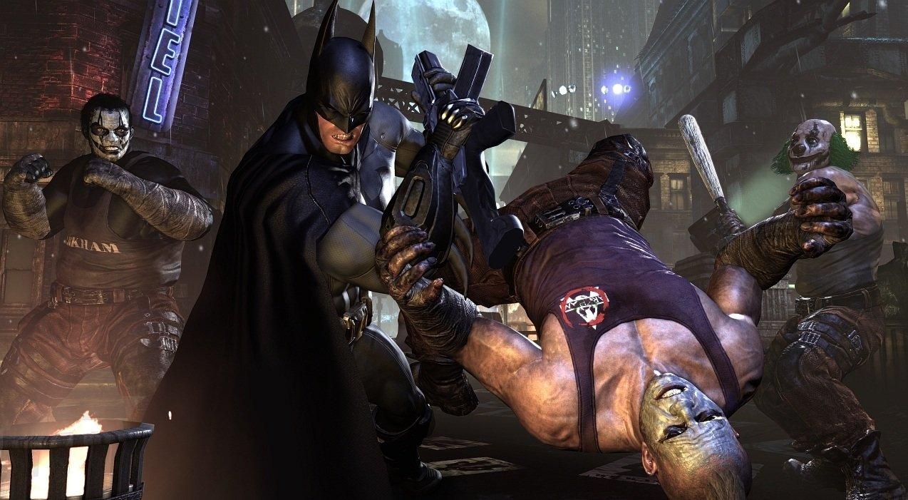 Скриншот Batman: Arkham City - Game of the Year Edition (2012) REPACK ОТ R.G. МЕХАНИКИ скачать торрент бесплатно