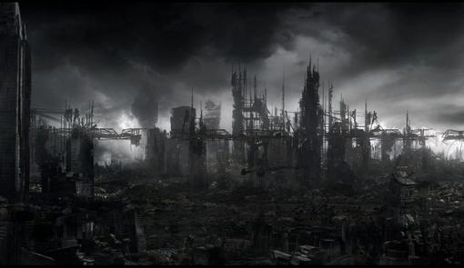 Возможно, однажды так и будет... А может не будет никогда. 2168 год. Отгремели войны за ресурсы и власть. Минуло Вос .... - Изображение 1