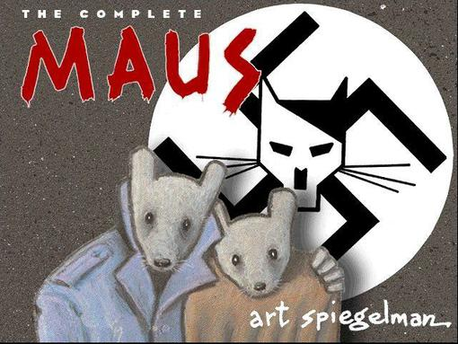 maus and persepolis