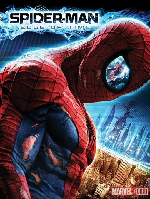 Компания Activision недавно анансировала новую игру о человеке пауке под названием spider-man: edge of time. Пока ма .... - Изображение 1
